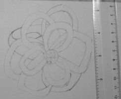 WIP1: Terri's Silver Ring in graphite pencil by ChrisDutton
