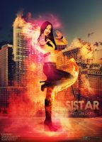 The Energy of Dasom by ryan-mahendra