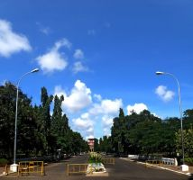 Anna University, Chennai - India by sleepysud
