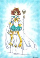 Naru as Royal Advisor Senshi by Toto-the-cat