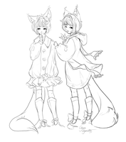 Fox Sisters by CigarsCigarettes