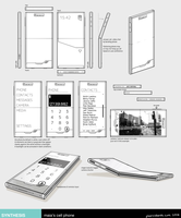 SYNTHESIS - Maia's Phone by fox-orian