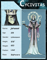Cycivitas: High Priest Jahzeel by Helix-Wing