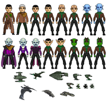 Romulan Republic1 by digikevin10