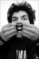 Olivier is Crazy like me by mkexperiment