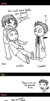 Can't Have Both - SPN Season5 by Tyrus-San