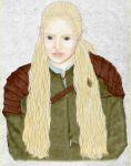 Legolas in colour by kln1671