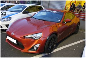 GT 86 by 22photo