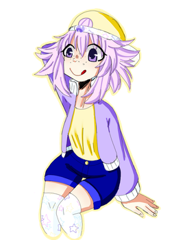 Casual Nep by XCappuccinoExpressX
