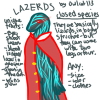 Lazerds by Owlcat113