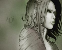 Aoi in Music Q? by Alzheimer13