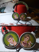 'Doctor Who' Headphones by Yohiri