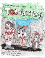 TOONBUSTERS by Josiah-Shockency-JCS