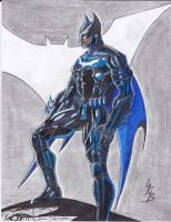 Batwing DC NEW 52 by lrayjus21