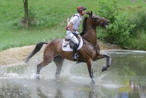 3DE Cross Country Water Obstacle Series XIV/5 by LuDa-Stock