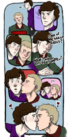 The Case of the Stolen Kisses by ExtremlySelfishChild