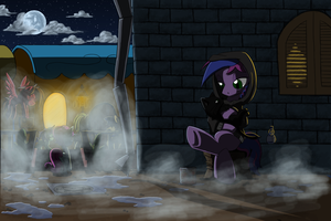 Lonely Navidash by Wrriter