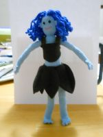 Curly hair doll Finished by onlyRa