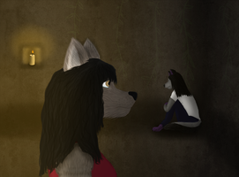Rejection in the Candle-Light by Margie22