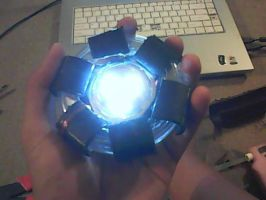 Arc Reactor prop, version 1.0 by Deckronomicon
