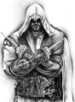 assassin's creed by namanverma93