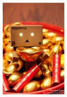 Danbo Happy Chinese New Year by NightSheep