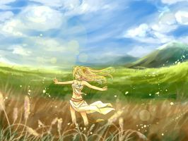 field by Hika-Vns