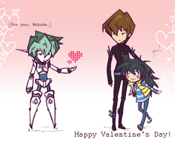 For You, Mokuba. by Zhepgig
