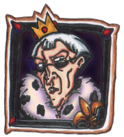 deviant ID - King Frollo by yami0815