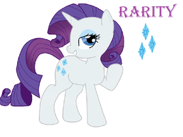Rarity by Lightning-flame