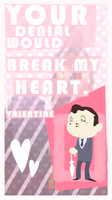 Valentine Mycroft by HerosSanguin