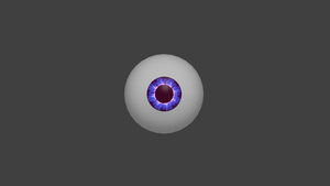Eye Render by ibbolia