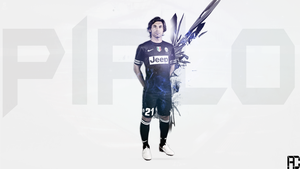 Pirlo Wallpaper by ANILDD11