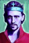 you should see him in a crown 3 by vimessy