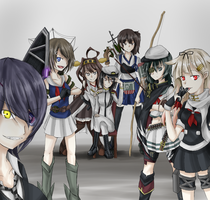 KanColle Fleet by Babero