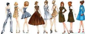 Who fashion collection by Tess-san