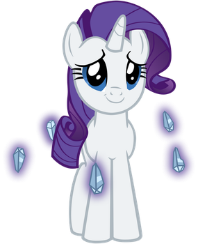Rarity - Generosity by AtomicGreymon