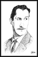 Vincent Price by sparkycom