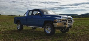 Dodge Ram 1500 Extended Cab by TheImNobody