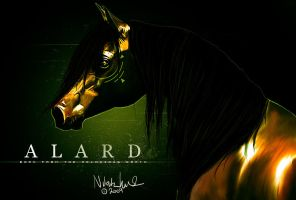 Alard the Pharaoh of Earth by ZodiaqueAries