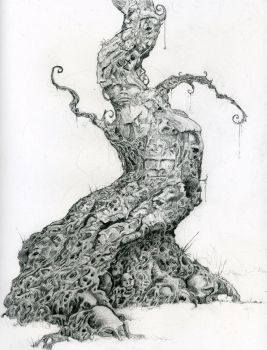 This Old Tree by shadowgirl