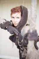Ygritte Cosplay by EmmaKyeArt