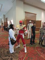 AFest 2012 - Red Power Ranger by Soynuts