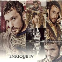 Henry IV of Castile (Pablo Derqui) by Nurycat