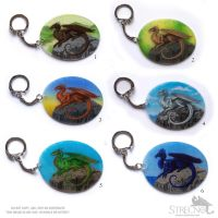Dragon Rock - Keychain by Strecno