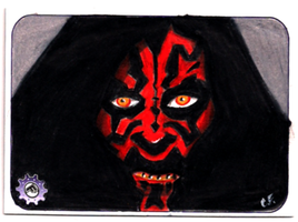 Darth Mual psc star wars series by chrisfurguson