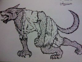 Lycanthrope by beanystergates