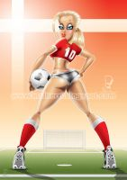 Danish Soccer Girl 2 by malberri