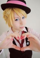 Uta no Prince-sama : Love from Shou-chan by berylrion