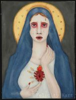 Mater Dolorosa by FelicityHart